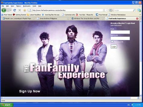 fanfamilyexperience.com